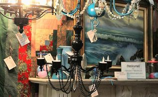 chandeliers and more chandeliers, home decor, lighting, shabby chic