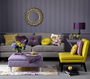 Seductive And Deep Shades Of Purple From Soft Lilacs To