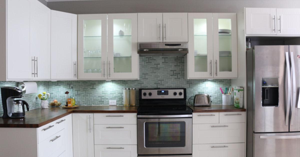 how to install a kitchen backsplash hometalk