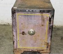 q old safe now what, painted furniture, repurposing upcycling