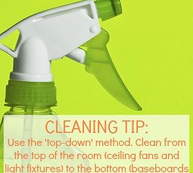 Brilliant Spring Cleaning Tips & Tricks to Get Your Home Cleaned ...