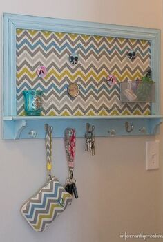 key holder rack makeover makeover, cleaning tips, painted furniture