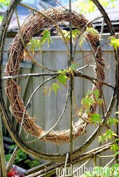 how to make a grapevine wreath 15 design ideas, crafts, wreaths