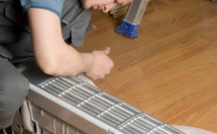 common air conditioning problems, heating cooling