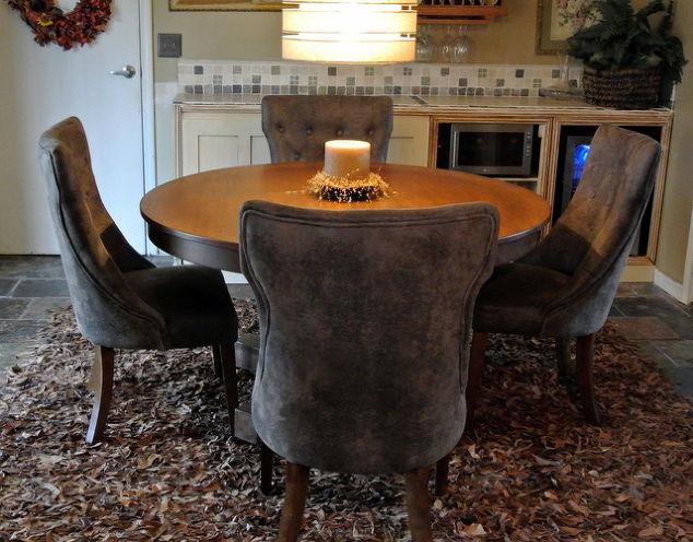 Oak Dining Table Before Amp After Hometalk