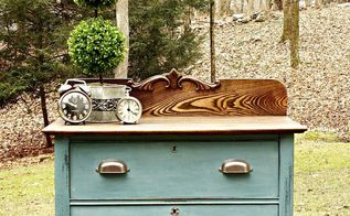 From Retro To Simply Darling Mid Century Dresser Update