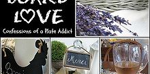 a fun collection of projects using chalkboard paint, chalk paint, chalkboard paint, crafts, home decor