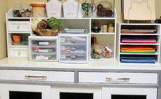 craft room organization, craft rooms, organizing, storage ideas