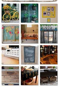 120 clever new uses for old things, repurposing upcycling, A collection of over 120 repurposed projects from Hometalk and the bloggers who created them