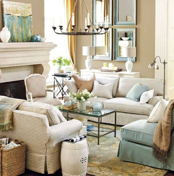 living room decor ideas home decor living room ideas love this ballard designs - How To Decorate My Living Room