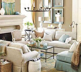 Living Room Decor Ideas, Home Decor, Living Room Ideas, Love This Ballard  Designs