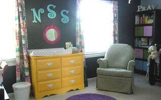 baby nursery, bedroom ideas, home decor, painted furniture, Baby Nursery