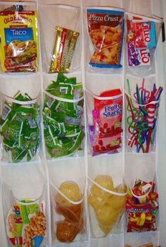 tips for a blissfully organized pantry, closet, organizing, picture from pic from moneysavingqueen com The compartments are the perfect size for smaller odds and ends that tend to get lost in the pantry