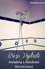 installing a handheld showerhead, bathroom ideas, diy, how to, plumbing, Installing a handheld shower is not much different than connecting a standard showerhead It is also a fairly easy project to tackle