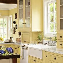 6 colorful kitchens we love, home decor, kitchen design, painting