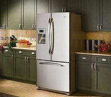 find the perfect refrigerator, appliances, kitchen design