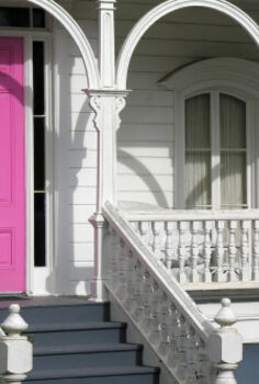how to make your house look 10 years younger, curb appeal, doors, home maintenance repairs