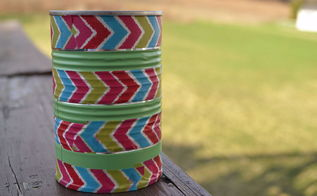 easy washi tape projects, crafts