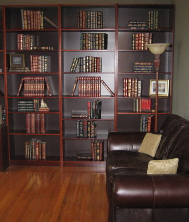 """This the the """"After"""" photo; (#A1) of a staging project for selling."""