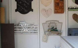 my little workshop, cleaning tips, craft rooms, The east wall of the workshop