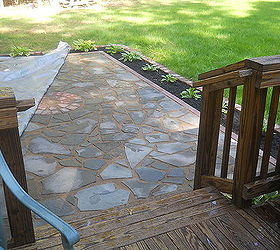 Flagstone Patio, Concrete Masonry, Outdoor Living, Patio, Ponds Water  Features, My