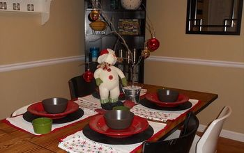 Read this and weep, I think this may just be my last Holiday Decor post!!