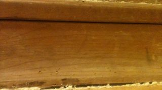q does anybody know what to use for filling gaps in between stairs, flooring, home maintenance repairs, stairs
