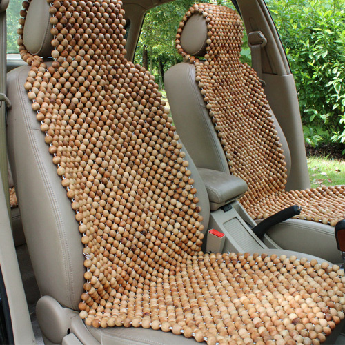 Fantastic Lamp Makeover From A Car Seat Cover