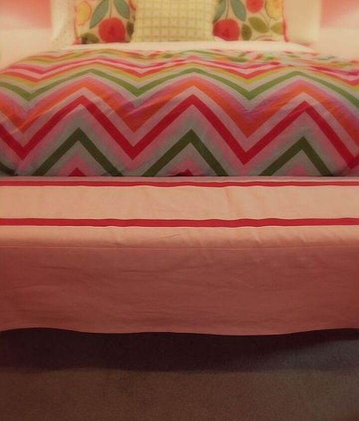 how to make a slipcovered bench, home decor, painted furniture