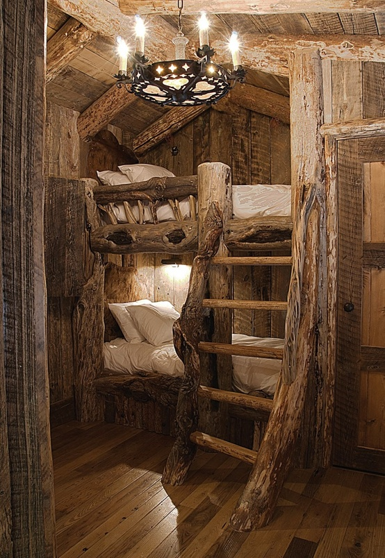 lord of the rings bunk beds, bedroom ideas, home decor, painted furniture, rustic furniture