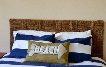 Create a Beach Theme Bedroom