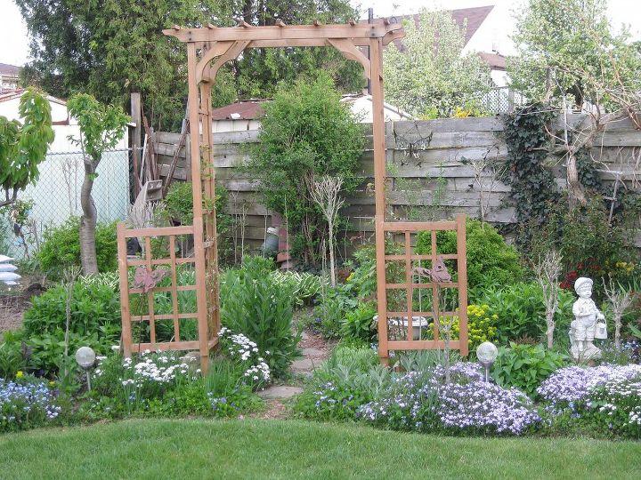 my june 2013 garden, gardening, outdoor living