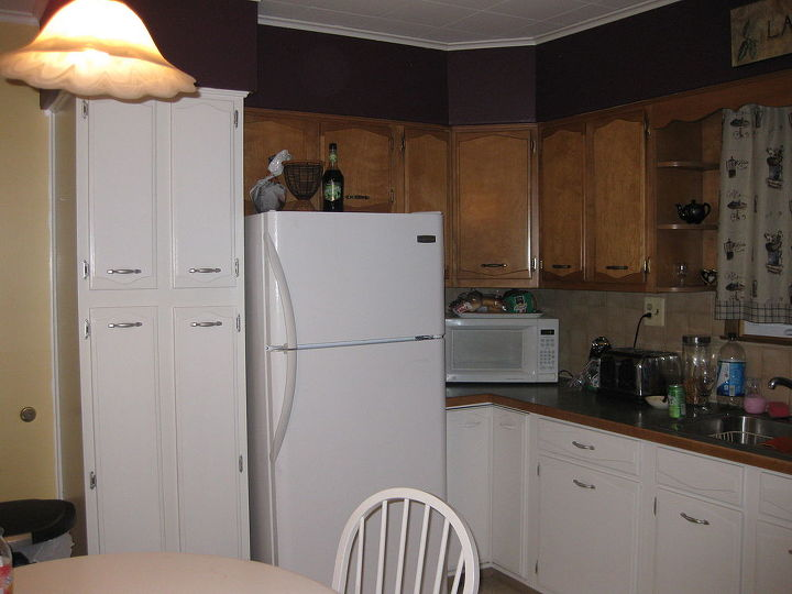 help deciding if my kitchen will be too white, home decor, kitchen design, painting