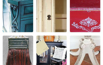 22 painting tips tricks, painted furniture