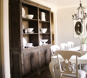 Merveilleux Diy Dining Room Sideboard And Hutch Restoration Hardware Style, Painted  Furniture, Woodworking Projects
