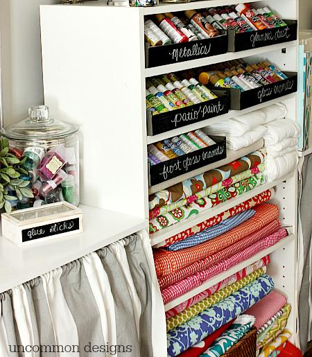 Home Office Craft Room Ideas: A Multi Purpose Craft Room Tour