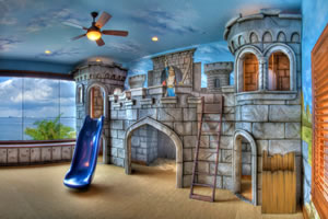extraordinary murals by jason hulfish, bedroom ideas, painting, Incredible Bedroom Makeover