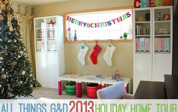 All Things G&D 2013 Holiday Home Tour