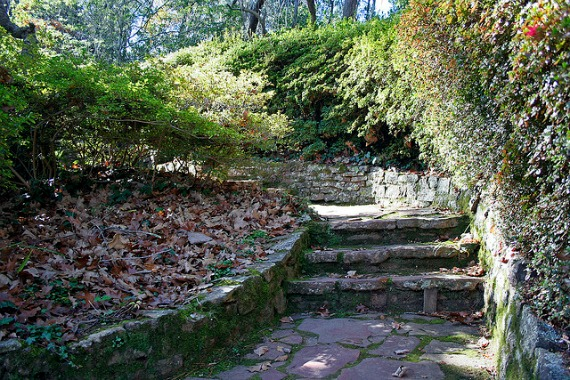 Natural Pathways: Cover a Garden Walkway In an Eco-Friendly ...