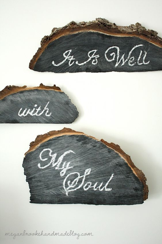 diy wood chalkboards, chalkboard paint, crafts, repurposing upcycling, DIY Wood Chalkboards