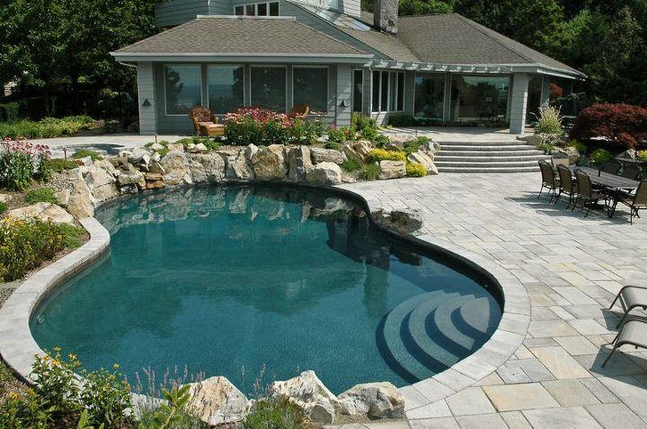Upgraded Pool