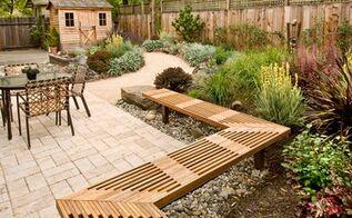 the organic garden space no noise pollution please go organic, gardening, go green, lawn care, outdoor living, Beautiful garden space all organic