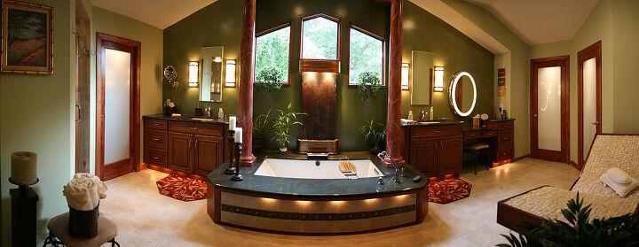 master bathroom, bathroom ideas, home decor, New Master bathroom completed by Munz construction