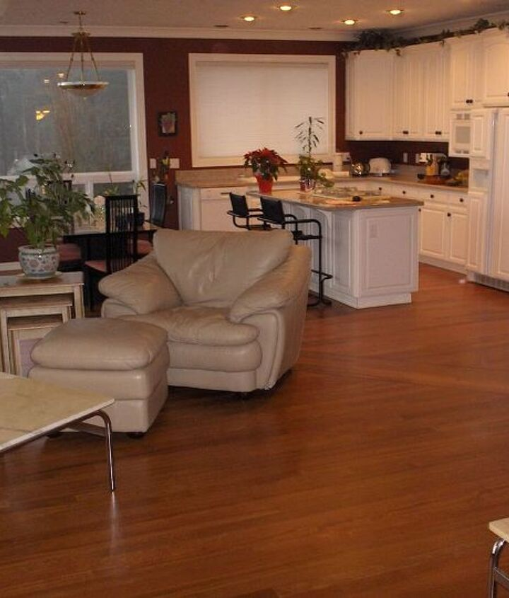 Know the type of flooring you have