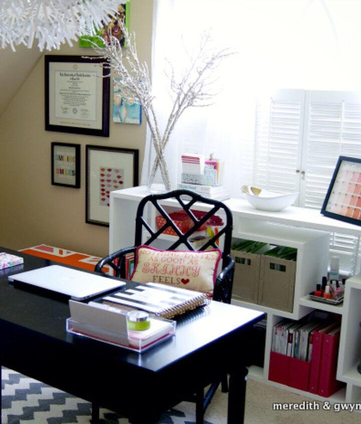 room reveal diy filled home office, diy, home decor