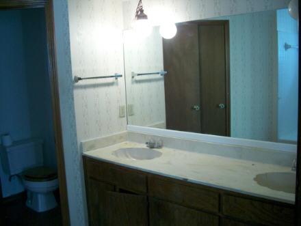 master bath overhaul on the cheap, bathroom ideas, doors, home decor