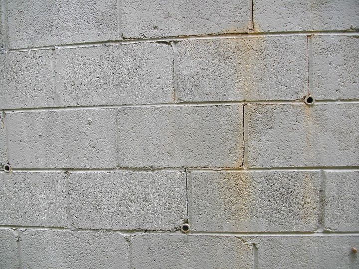 symptoms of structural amp foundation problems, concrete masonry, doors, home maintenance repairs, Cracks in block walls