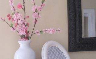 diy pottery barn inspired flower vase, crafts, home decor, painting