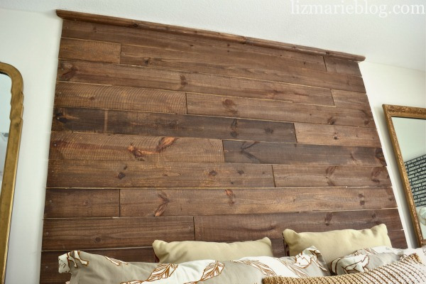 diy palette headboard hometalk