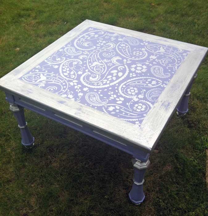 furniture, painted furniture